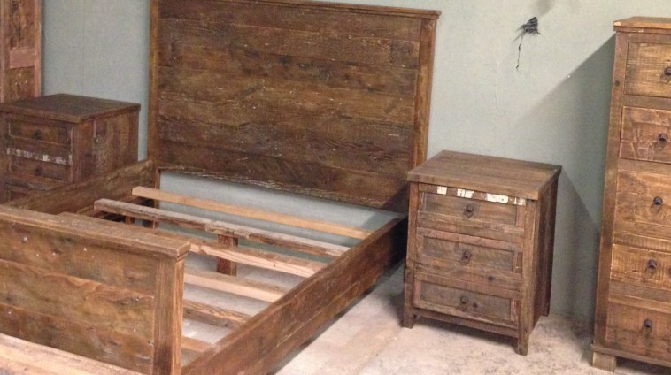 Merveilleux Rustic Bedroom